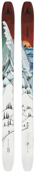 Лыжи Atomic Bent Chetler 120 Multico (без креплений) (2021)