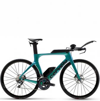 Велосипед Cervelo P-Series Ultegra Disc (2021) Chameleon Blue