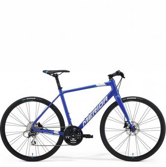 Велосипед Merida Speeder 100 (2021) DarkBlue/Blue/White