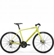 Велосипед Merida Speeder 100 (2021) LightLime/Yellow