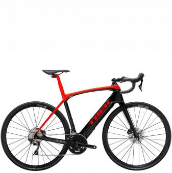 Электровелосипед Trek Domane+ LT (2020) Radioactive Red