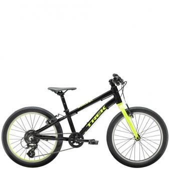 Детский велосипед Trek Wahoo 20 (2021) Black/Green