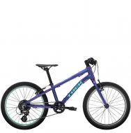 Детский велосипед Trek Wahoo 20 (2021) Purple