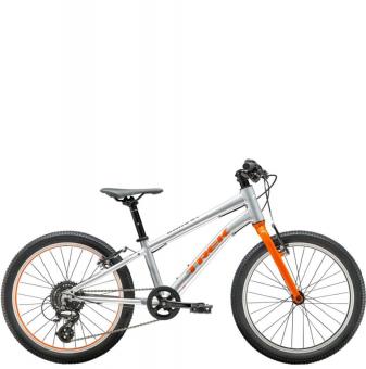 Детский велосипед Trek Wahoo 20 (2021) Silver