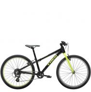 Подростковый велосипед Trek Wahoo 24 (2021) Black/Green