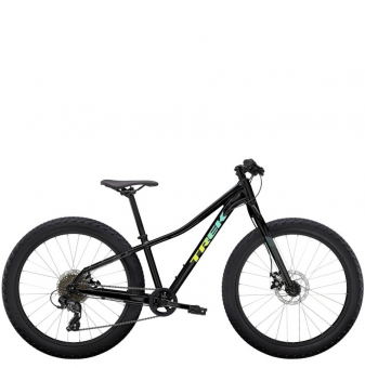 Подростковый велосипед Trek Roscoe 24 (2021) Black