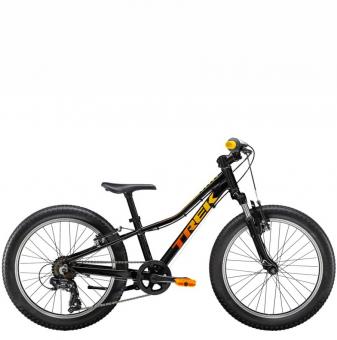 Детский велосипед Trek Precaliber 20 (2021) Black Yellow
