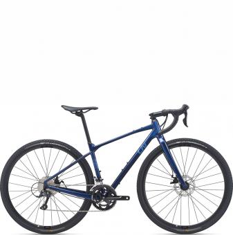 Велосипед гравел Giant Liv Devote 2 Eclipse (2021)