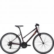 Велосипед гравел Giant Liv Alight 3 (2021) Rosewood