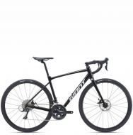 Велосипед Giant Contend AR 3 (2021) Metallic Black