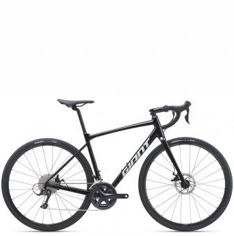 Велосипед Giant Contend AR 3 (2021) Metallic Black