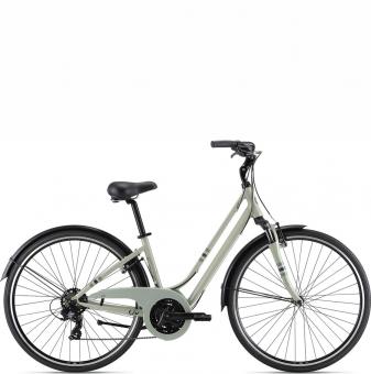 Велосипед Giant LIV Flourish FS 3 (2021) Desert Sage