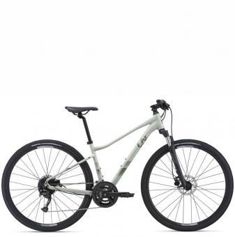 Велосипед Giant LIV Rove 2 DD (2021) Desert Sage