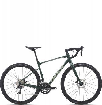 Велосипед гравел Giant Revolt 2 (2021) Trekking Green