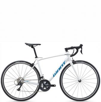 Велосипед Giant Contend 1 (2021) White