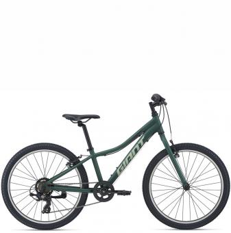 Подростковый велосипед Giant XtC Jr 24 Lite (2021) Trekking Green