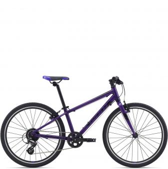 Подростковый велосипед Giant ARX 24 (2021) Purple
