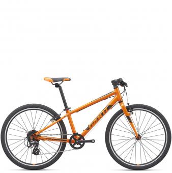 Подростковый велосипед Giant ARX 24 (2021) Orange