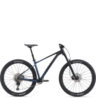Велосипед Giant Fathom 29 2 (2021) Black/Blue Ashes