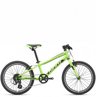 Детский велосипед Giant ARX 20 (2021) Neon Green