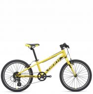 Детский велосипед Giant ARX 20 (2021) Lemon Yellow