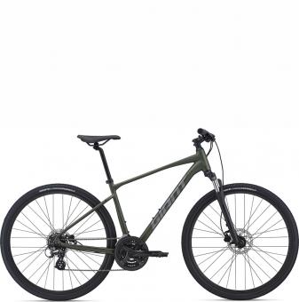 Велосипед Giant Roam 4 Disc (2021) Moss Green