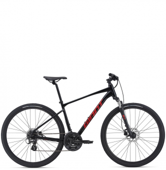 Велосипед Giant Roam 4 Disc (2021) Black