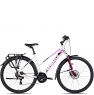 Велосипед Unibike Flash EQ (2021) White