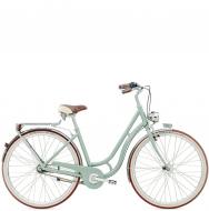 Велосипед Diamant Topas Deluxe (2021) Moreagruen