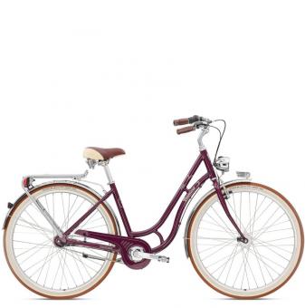 Велосипед Diamant Topas Deluxe (2021) Purpur