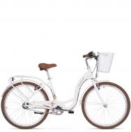 Велосипед Le Grand Lille 3 (2021) White/Beige/Matte