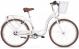 Велосипед Le Grand Lille 3 (2021) White/Beige/Matte 1