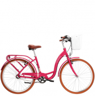 Велосипед Le Grand Lille 3 (2021) Pink/Beige/Matte