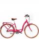 Велосипед Le Grand Lille 3 (2021) Pink/Beige/Matte 1