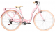 Велосипед Le Grand Lille 2 (2021) Pink/Grey/Glossy 1