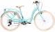 Велосипед Le Grand Lille 1 (2021) Celadon/Blue/Matte 1