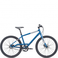 Велосипед Giant Momentum iRide UX 3S (2021) Denim Blue