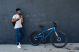 Велосипед Giant Momentum iRide UX 3S (2021) Denim Blue 2