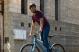 Велосипед Giant Momentum iRide UX 3S (2021) Denim Blue 4