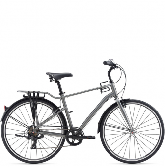 Велосипед Giant Momentum iNeed Street (2021) Dark Grey