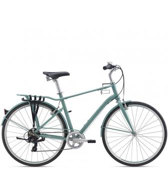 Велосипед Giant Momentum iNeed Street (2021) Blue Gray