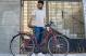 Велосипед Giant Momentum iNeed Street (2021) Blue Gray 3