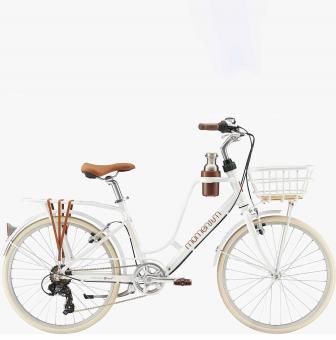 Велосипед Giant Momentum iNeed Latte 24 (2021) White