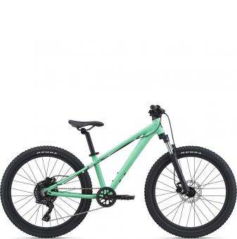 Подростковый велосипед Giant STP 24 FS LIiv (2021) Neo Mint
