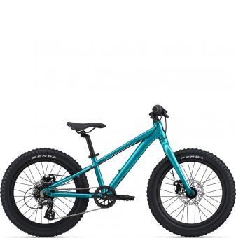Детский велосипед Giant STP 20 Liv (2021) Teal