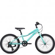 Детский велосипед Giant Liv Enchant 20 Lite (2021) Aqua