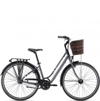 Велосипед Giant Liv Flourish 1 (2021) Charcoal