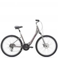 Велосипед Giant Liv Sedona DX W (2021) Metal Gray