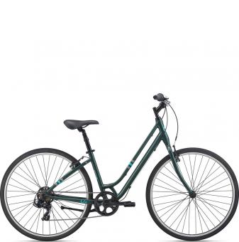 Велосипед Giant LIV Flourish 4 (2021) Trekking Green