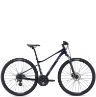 Велосипед Giant Liv Rove 4 DD (2021) Midnight